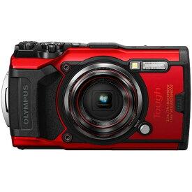 オリンパス デジタルカメラ Tough TG-6 (レッド) TG-6 RED