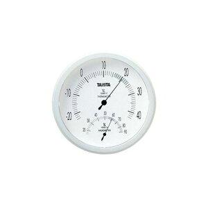 (まとめ)温湿度計 TT-492(Nホワイト) 【×5セット】