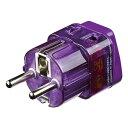 変換アダプター 電源 電源形状変換 SANWA SUPPLY RWD003 エレプラグW(SEタイプドイツ・フランス)(代引き不可)【ポイン…