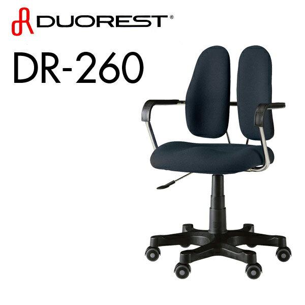 オフィスチェア デスクチェア デュオレスト DUOREST DR-260【送料無料】(代引き不可)【ポイント10倍】