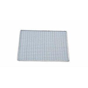 永田金網製造 亜鉛引 使い捨て網 正角型(200枚入) S-14 QTK2601