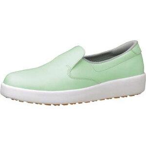 ミドリ安全 ハイグリップ作業靴H-700N 27.5cm グリーン SKT4359【送料無料】