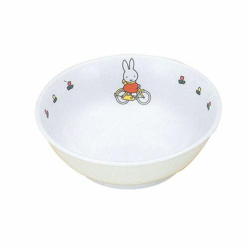 関東プラスチック メラミンお子様食器 「ミッフィー」 CM-51C ラーメン鉢 RLC5101 【ポイント10倍】
