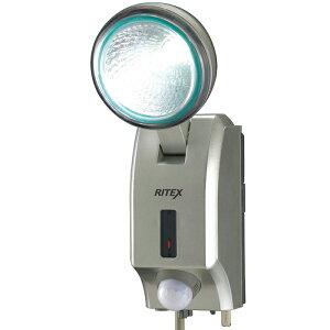 ムサシ ライテックス 7WX1灯 LED多機能型センサーライト LED-AC507【送料無料】