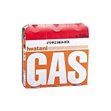 イワタニ カセットガス オレンジ 3本組 CB-250-OR【ポイント10倍】