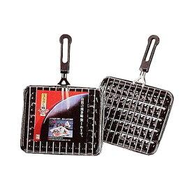 万年 ホーローマンネン焼 M-1 魚焼き IH非対応 ストレートアミ 焼き網 焼きアミ 魚焼き器 ホーローロースター