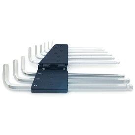 SK11・BP六角棒レンチセット‐EL・SLBW09EL 作業工具:六角棒レンチ:ボールポイントセット(代引き不可)