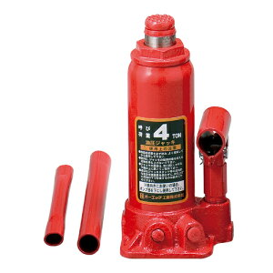 OH・油圧ジャッキ‐4T・OJ-4T 作業工具:スリング・ジャッキ:ジャッキ(代引き不可)