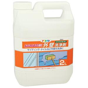 アサヒペン サイディングタイル外壁洗浄剤 D0612L
