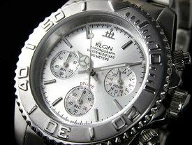エルジン ELGIN 腕時計 クロノグラフ メンズ FK1120S【ポイント10倍】