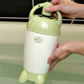 NEW 風呂バンス600 リーフグリーン 湯沸かし器 風呂 湯沸しヒーター 風呂沸かし 風呂沸かし器 フロ沸かし器(代引不可)【送料無料】【S1】