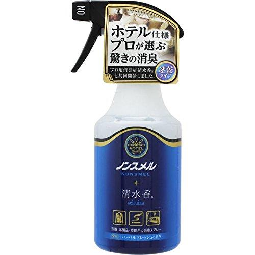 白元アース ノンスメル 清水香 ハーバルフレッシュの香り 300ml【ポイント10倍】