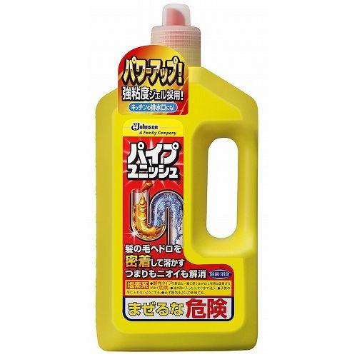 ジョンソン パイプユニッシュ 液体タイプ 800g 排水溝クリーナー【ポイント10倍】