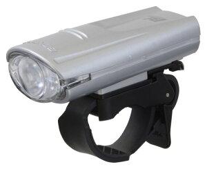 GENTOS(ジェントス) バイクライト BL 350SR 【明るさ80ルーメン/実用点灯6時間】 シルバー BL-350SR