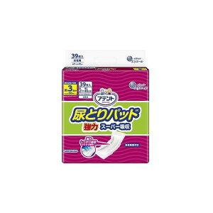 大王製紙 アテント尿とりパッド強力スーパー吸収女性用39枚(代引不可)
