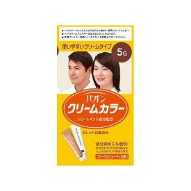 ヘンケルジャパン パオン クリームカラー 5G 自然な栗色(代引不可)