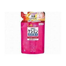 小林製薬 ケシミン浸透化粧水とてもしっとり 詰替用 140mL 化粧品(代引不可)