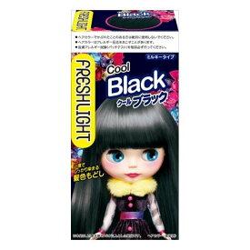 6個セット ヘンケルジャパン フレッシュライト ミルキー髪色もどし クールブラック(代引不可)【送料無料】