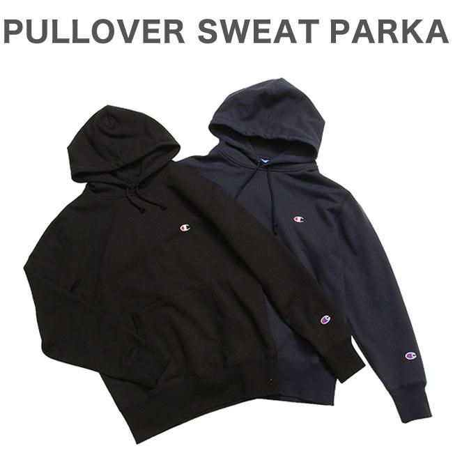 チャンピオン スウェットパーカー PULLOVER SWEAT PARKA C3-LS151【あす楽対応】【ポイント10倍】【送料無料】【smtb-f】
