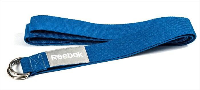 Reebok リーボック ヨガストラップ ブルー RAYG-10023BL フィットネス トレーニング ヨガ【ポイント10倍】