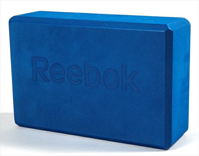 Reebok リーボック ヨガブロック ブルー RAYG-10025BL フィットネス トレーニング ヨガ【ポイント10倍】