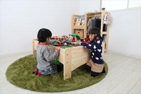 プレイテーブル 幅120cm テーブル PLAY TABLE 日本製 木製 子供 子ども机 つくえ ギフト プレゼント オシャレ 木製家具(代引不可)【ポイント10倍】【送料無料】