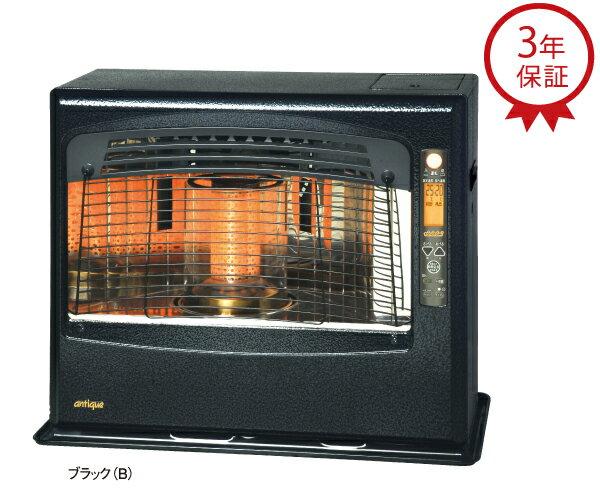 トヨトミ 石油ファンヒーター ブラック LR-680F B【ポイント10倍】【送料無料】