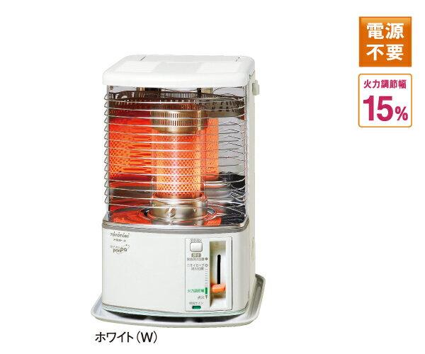トヨトミ 反射型石油ストーブ ホワイト RS-H29G W【ポイント10倍】【送料無料】