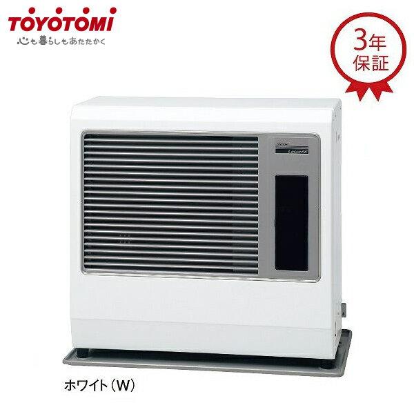 トヨトミ FF式ストーブ FF-9601 ホワイトW【ポイント10倍】【送料無料】【smtb-f】