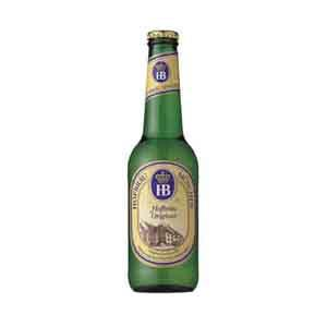 ドイツ ホフブロイハウス 瓶 輸入ビール 330ml×24本【ポイント10倍】