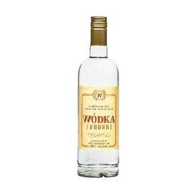 ヴォトカ・ウォッカ スピリッツ ウオッカ ポーランド産 750ml×1本 40度 【単品】【ポイント10倍】