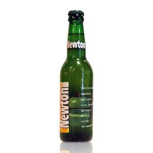 ベルギー ニュートン(青リンゴビール) 瓶 輸入ビール 330ml×24本【ポイント10倍】