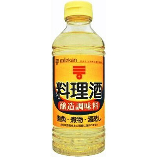 ミツカン 料理酒 400ml【ポイント10倍】