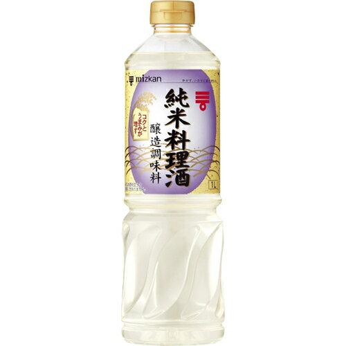 ミツカン 純米料理酒 1L【ポイント10倍】