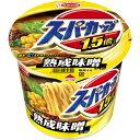 【ケース販売】エースコック スーパーカップ1.5倍 熟成味噌ラーメン 133g×12個【ポイント10倍】