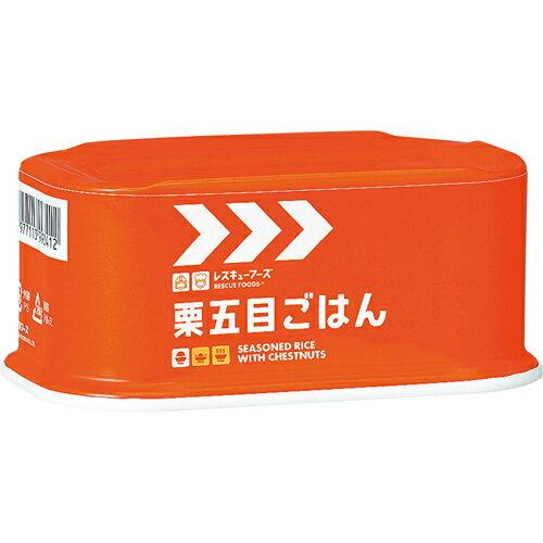 レスキューフーズ 栗五目ごはん 200g ホリカフーズ【ポイント10倍】