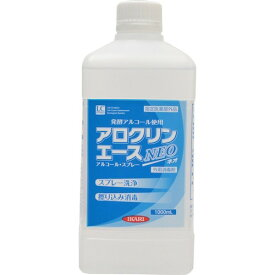 アロクリンエースNEO 詰め替え用 1L イカリ消毒【ポイント10倍】