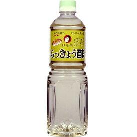 オタフクソース らっきょう酢 1L お多福醸造【ポイント10倍】