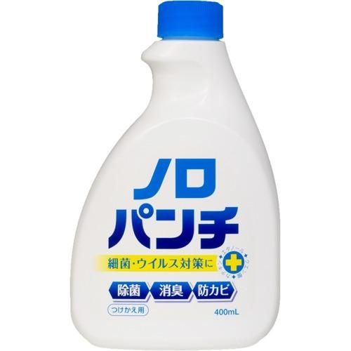 ノロパンチ つけかえ用 400ml 健栄製薬【ポイント10倍】