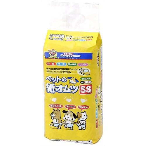 ペットの紙オムツSS 18枚入り ドギーマンハヤシ【ポイント10倍】