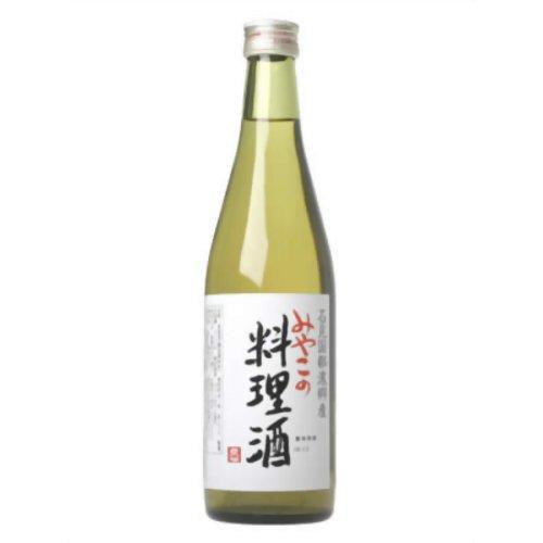 ムソー みやこの料理酒 500ml【ポイント10倍】