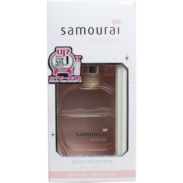 サムライウーマン ルームフレグランス スティックタイプ 50mL 消臭 芳香剤【ポイント10倍】