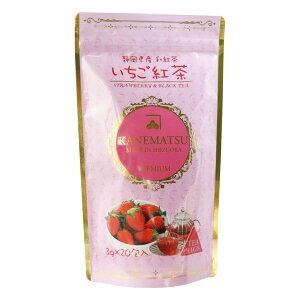 いちご紅茶ティーバッグ 3g×20包入