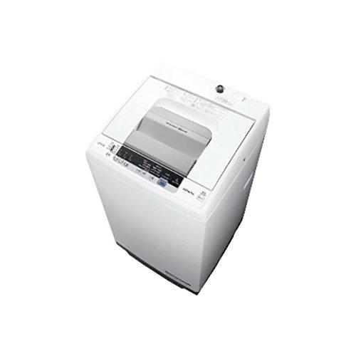 日立 全自動洗濯機 白い約束 7kg NW-R704-W ホワイト(代引不可)【送料無料】【S1】