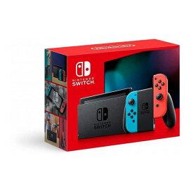 任天堂 Nintendo Switch (ニンテンドースイッチ) 新型 【Joy-Con (L) ネオンブルー/ (R) ネオンレッド】 HAD-S-KABAA【ポイント10倍】【送料無料】