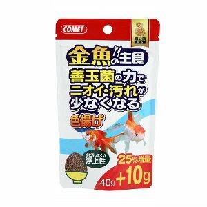イトスイ イトスイ 金魚の主食納豆菌 色揚げ 40g