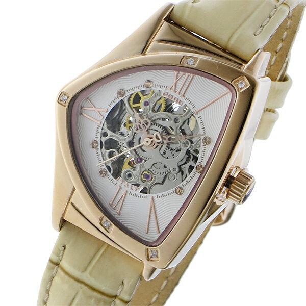 COGU コグ 腕時計 レディース 自動巻き BS01T-RG【ポイント10倍】