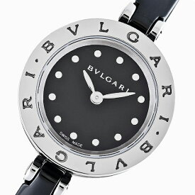 ブルガリ BVLGARI B-ZERO1 クオーツ レディース 腕時計 BZ23BSCC-S ブラック【送料無料】【ポイント10倍】