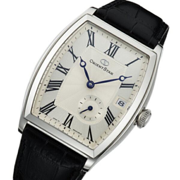 オリエント ORIENT STAR 自動巻き メンズ 腕時計 WZ0021AE ブラック 国内正規【送料無料】【ポイント10倍】【楽ギフ_包装】