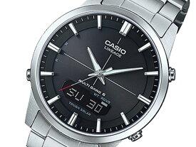 カシオ CASIO リニエージ 電波 ソーラー メンズ 腕時計 時計 LCW-M170D-1AJF 国内正規【ポイント10倍】